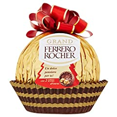 Idea Regalo - Grand Ferrero Rocher   100 GR + 2 rocher interni