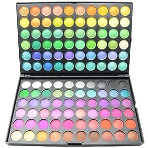 FASH professionnels audacieux, lumineux et Vivid 120 EYESHADOW palette Couleur Maquillage Cosmétiques