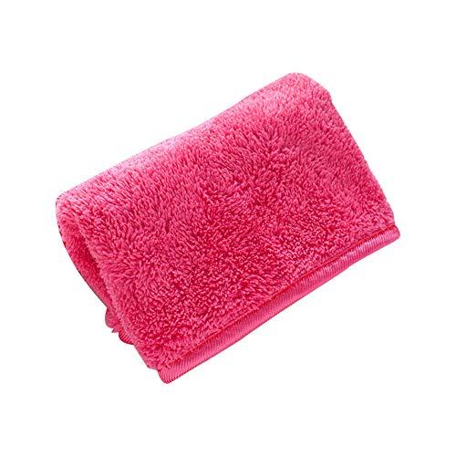 Toalla de limpieza facial reutilizable, sin productos químicos, elimina el maquillaje al instante con solo agua