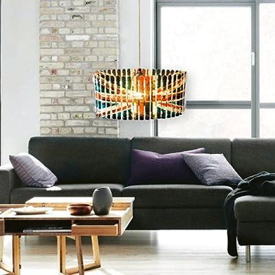 Terrific-Tubes.com Professional Ceiling 42/25 Leuchtenschirmbausatz zum Selberstylen inkl. Motivfolien von Ambientshop.com auf Lampenhans.de