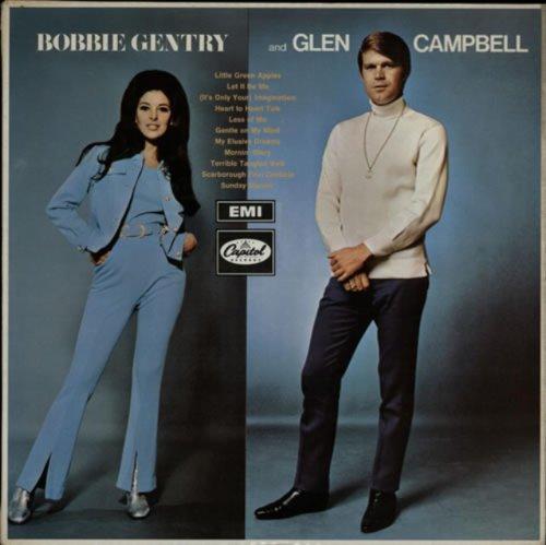 bobbie-gentry-glen-campbell-bobbie-gentry-glen-campbell-capitol-2928-lp-vinyl-record