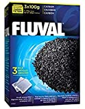 Fluval Aktivkohle 3er Pack 3x100 g