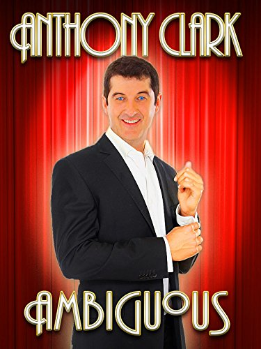 Anthony Clark: Ambiguous Cover