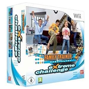 Family trainer extreme challenge (jeu + tapis)
