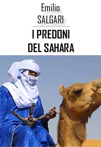 I predoni del Sahara por Emilio Salgari