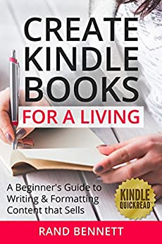 create kindle book from pdf