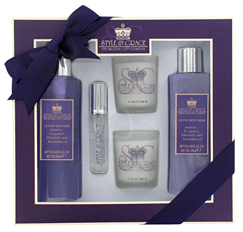 Style & Grace Time Out Bathing Experience Set