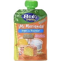 Hero - Bolsita Nanos. 100 g Desayuno Yogur Con Bizcocho - [Pack de 18]