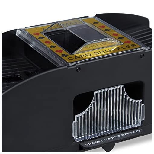 Relaxdays-Kartenmischmaschine-2-Decks-Elektrische-Mischmaschine-als-Kartenmischgert-batteriebetrieben-zum-Mischen-von-Karten-beim-Pokern-Romm-und-Skat-auf-Knopfdruck-Karten-sortieren-schwarz