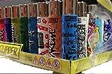 48 Accendini CLIPPER LARGE Misti accendini clipper da collezione 48 grafiche diverse