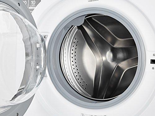 Samsung 6.5 kg Fully-Automatic Front Loading Washing Machine (WF652U2SHWQ, White)