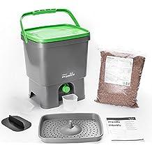 Vivre-Mieux Bokashi - Compostador orgánico y activador, Color según disponibilidad
