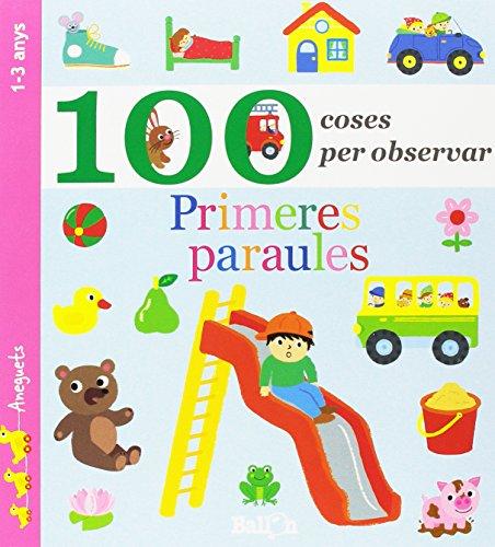 Primeres Paraules. 100 Coses Per Obsevar (100 coses per observar)