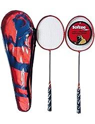 Pack komplettes Badminton -