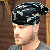 #7: Unisex US Army Look Multi color Cotton Blended Warm Free Size Beanie Cap For Men / Skull Cap / Beanie - Winter Cap Travel Cap outdoor cap fashionable caps new fashion cap latest fashion cap for boys cap for woman-ARMY BROWN