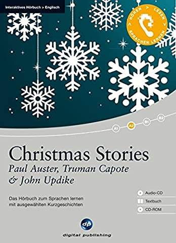 Christmas Stories: Das Hörbuch zum Sprachen lernen.mit ausgewählten Kurzgeschichten /