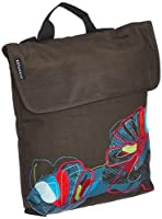 Crumpler MDF-BP13-002 Miss D. Flower Bp - Mochila (37,5 x 38 x 12 cm), color marrón de Crumpler