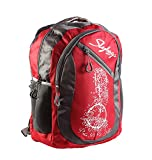 #5: Slybags 27 Ltr Pivot Red Casual Backpack