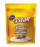 #9: Cadbury 5 Star Chocolate Home Pack, 200g (20 Units)