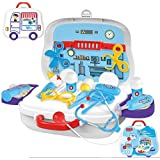 [Sponsored]FunBlast Doctor Kit Toys For Kids,Doctor Kit Pretend Play Doctor Play Set Medical Carry Case Nurses Toy Set Fun Toy Gift Early Education For Kids