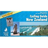 New Zealand: Cycling Guide (Cycline)
