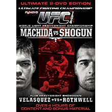 Coverbild: Ufc 104 Machida Vs Shogun