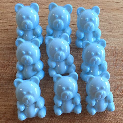 always-knitting-sewing-10-x-tiny-teddy-bear-buttons-15mm-x-10mm-shank-on-back-choice-of-6-colours-bl