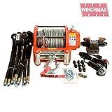 Winchmax–Seilwinde hydraulisch von 6.803,9kg
