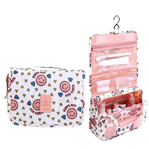 eaf2bd594941 Getko Hanging Travel Toiletry Bag