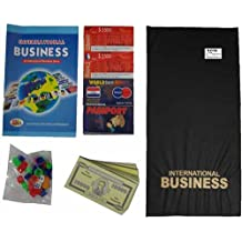 International Business A Board Game. Kids Toys Games, Bonanza Game of Money