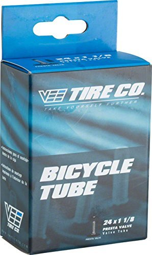 Vee Tire Co. BMX 24 x 1-1/8 32mm Presta Valve Tube by Vee Tire Co. - 24 Bmx