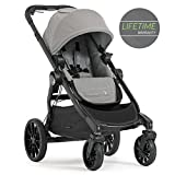 Baby Jogger City Select Lux Single Kinderwagen, Slate
