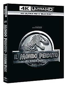 Il Mondo Perduto: Jurassic Park (4K Ultra HD + Blu-Ray)