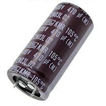 Electrolitico Condensador 470µF 400V 105°C ; EKMR401VSN471MQ50S ; 470uF