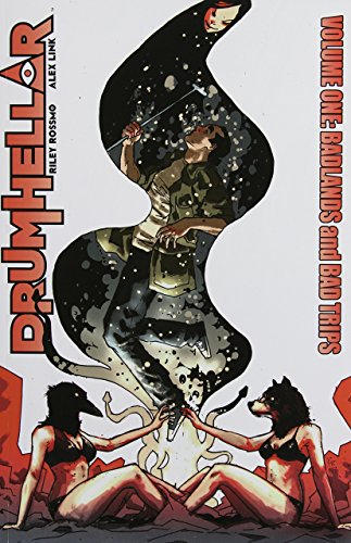 Drumhellar Volume 1 TP by Alex Link (12-Jun-2014) Paperback