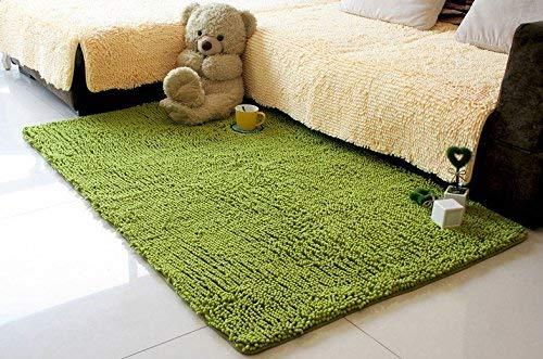 L.HPT Teppiche und Decken Qualität Teppich Wohnzimmer Couchtisch Teppich Schlafzimmer Bett Teppich Blanket Anti - Rutsch Waschbar Sofa-Decke (größe : 140x200cm)