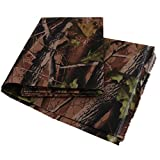 perfk Camouflage Tarn Extrem reißfestes Gewebe Polyester
