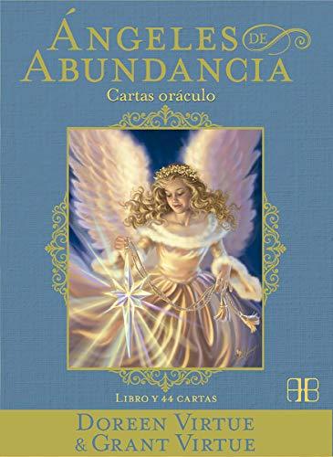 Ángeles de abundancia. Cartas oráculo: Libro y 44 cartas (Doreen Virtue)