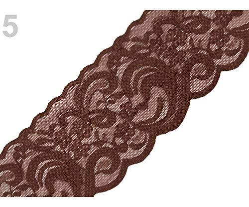 13.5m 5 Rawhide Spitze Elastisch Breite 90mm, Elastische Spitzen, Und Madeira, Kurzwaren Womens Rohleder