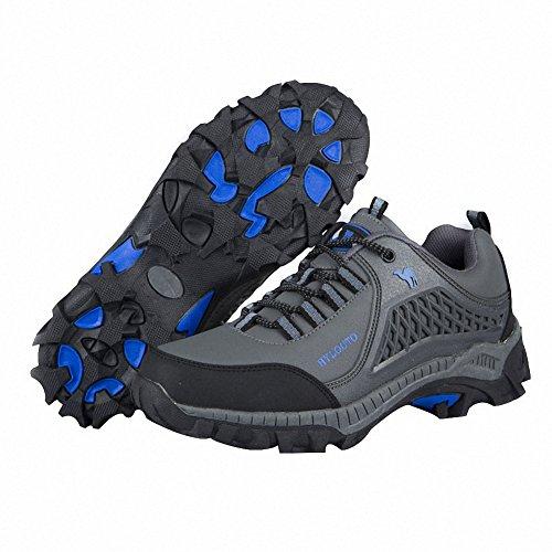 Ben Sports Calzature da escursionismo Scarpe da e outdoor da Uomo Donna,39-46 Grigio