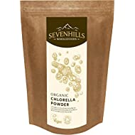 Sevenhills Wholefoods Organic Chlorella Powder, Broken Cell Wall, 500g