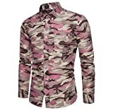 Luckycat Männer Shirt Camouflage Kleid Shirt Langarm Slim Fit Camisa Masculina Casual Männer Camisa Männer Shirts Mode 2018