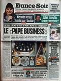 FRANCE SOIR [No 16209] du 17/09/1996 - MARSEILLE - NICOLAS ET SON TUEUR - ALEXANDRA -...
