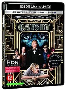 Gatsby le magnifique [4K Ultra HD + Blu-ray + Digital UltraViolet]