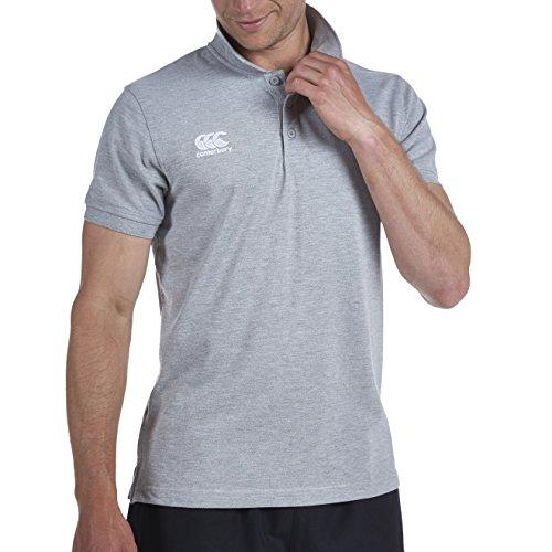 Canterbury Men's Waimak Polo Shirt – Classic Marl, 3X-Large