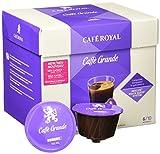 Café Royal Caffé Grande Neue Generation, 48 kompatible Kapseln für Nescafé Dolce Gusto, 3er Pack (3 x 16 Kapseln)
