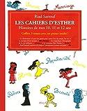 Coffret Les Cahiers d'Esther – 3 tomes – Histoires de mes 10,11, et 12 ans
