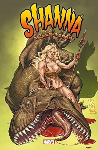Stärkste Marvel Superheld - Shanna: Das Überleben des