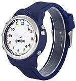 Enox Safe-Kid-One BLAU Kinderuhr Smartwatch GPS Live Tracker Peilsender Micro SIM Karten Einsatz Anruf SOS Funktion GEO-Zaun Kinder Telefon