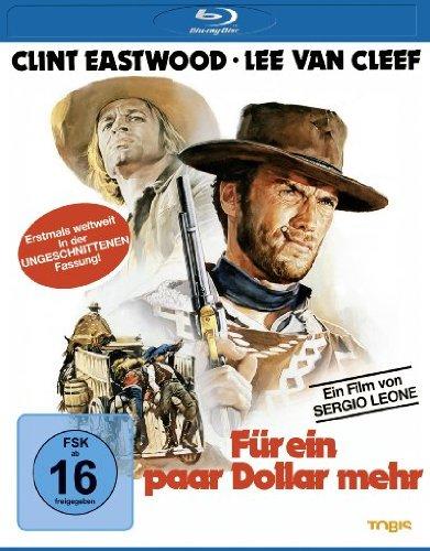 Bild von Für ein paar Dollar mehr - Ungeschnittene Fassung [Blu-ray]